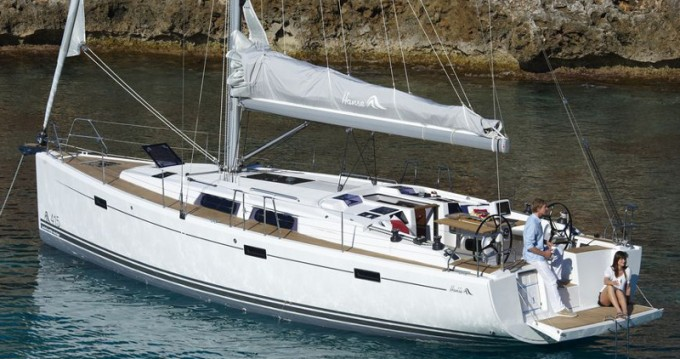 Rental yacht Sant Antoni de Portmany - Hanse Hanse 415 on SamBoat