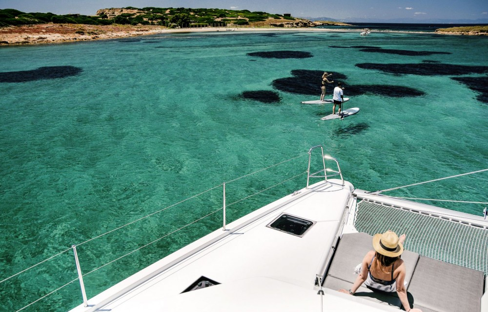 Rental yacht Álimos - Dufour Dufour 48 on SamBoat