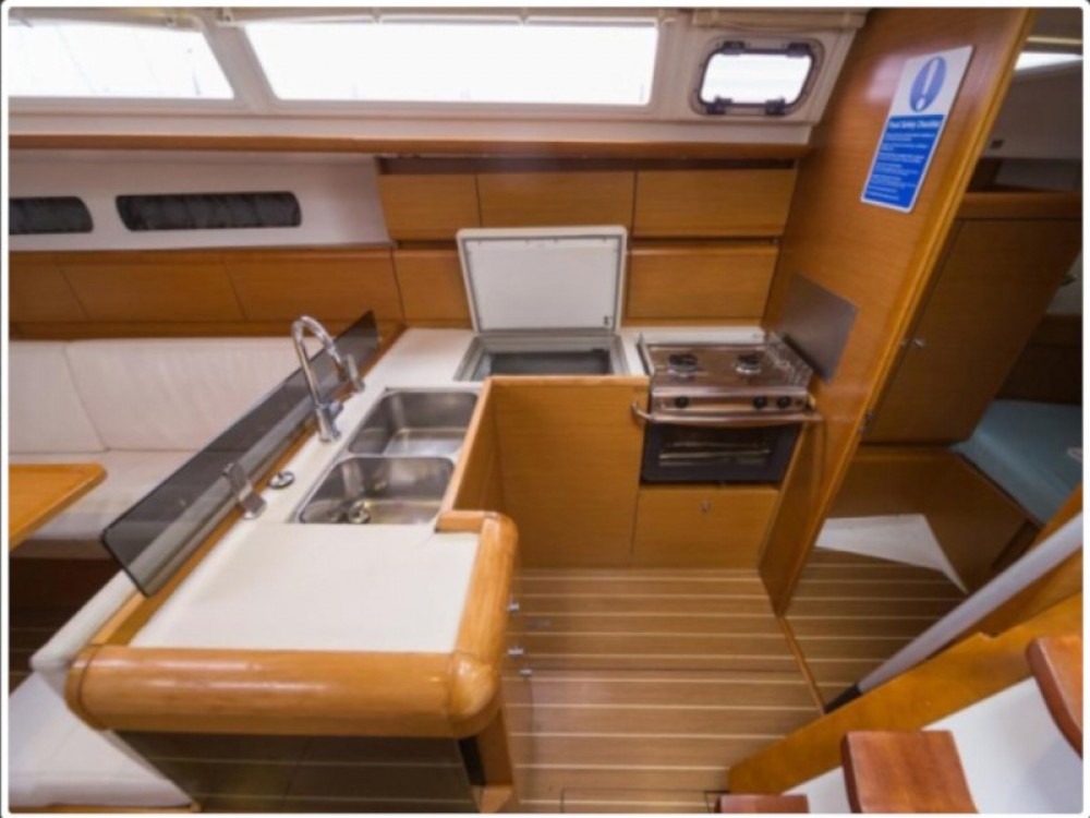 Rental Sailboat in Lefkada - Jeanneau Sun Odyssey 439