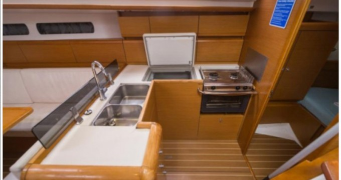 Rental yacht Municipal Unit of Lefkada - Jeanneau Sun Odyssey 439 on SamBoat