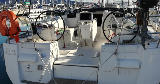 Sailboat for rent Municipal Unit of Lefkada at the best price
