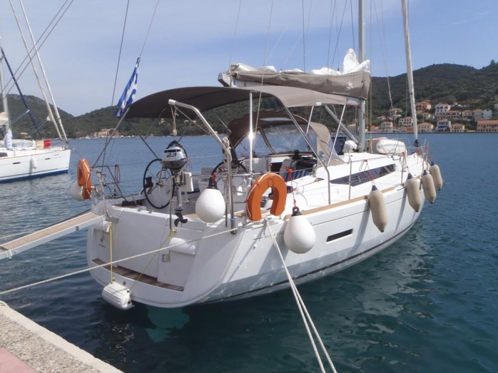 Rent a Jeanneau Sun Odyssey 409 Volos Municipality