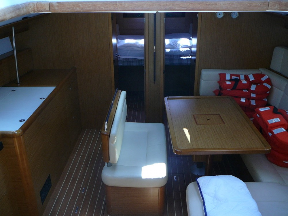 Rental yacht Sukošan - Jeanneau Sun Odyssey 49i on SamBoat