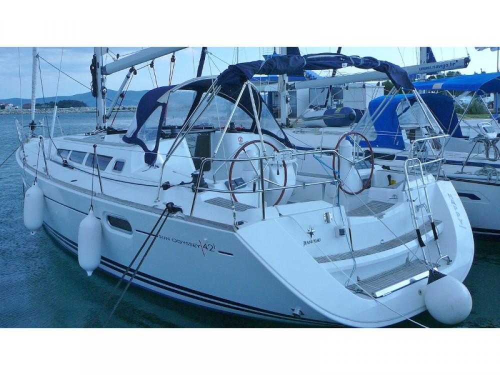 Boat rental Sukošan cheap Sun Odyssey 42 i