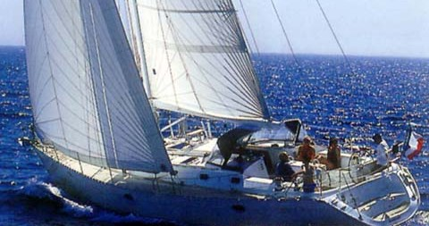 Boat rental Sukošan cheap Sun Odyssey 52.2