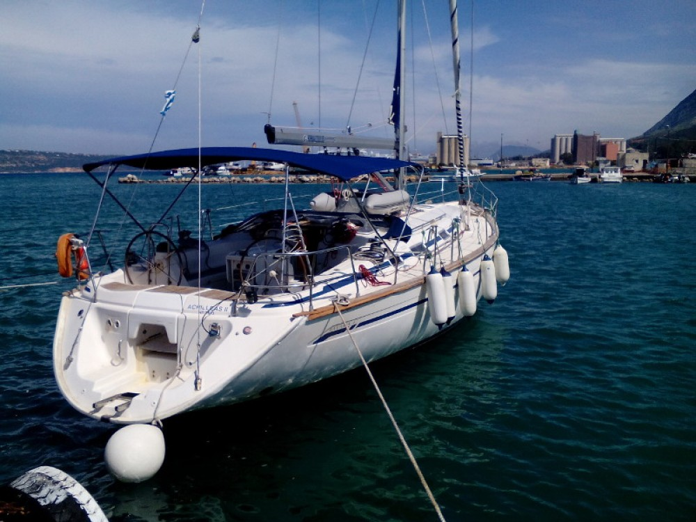Sailboat for rent Laurium at the best price