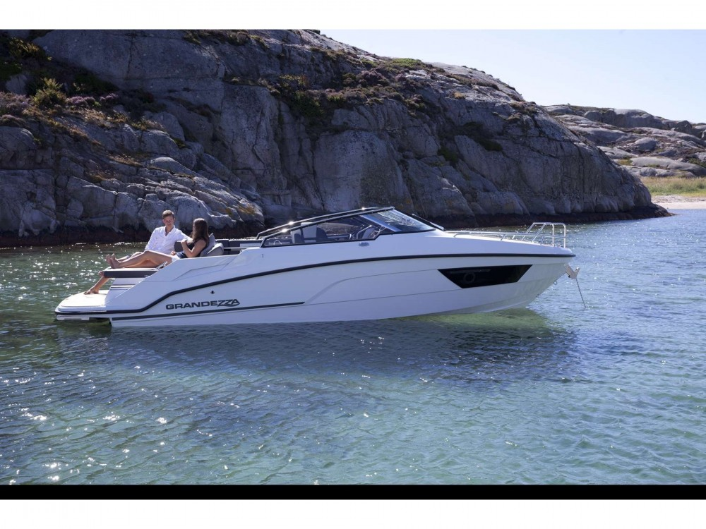 Hire Motor boat with or without skipper  Traù