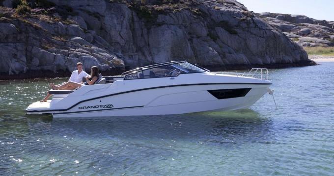 Rental Motorboat in Trogir - Grandezza Grandezza 25S