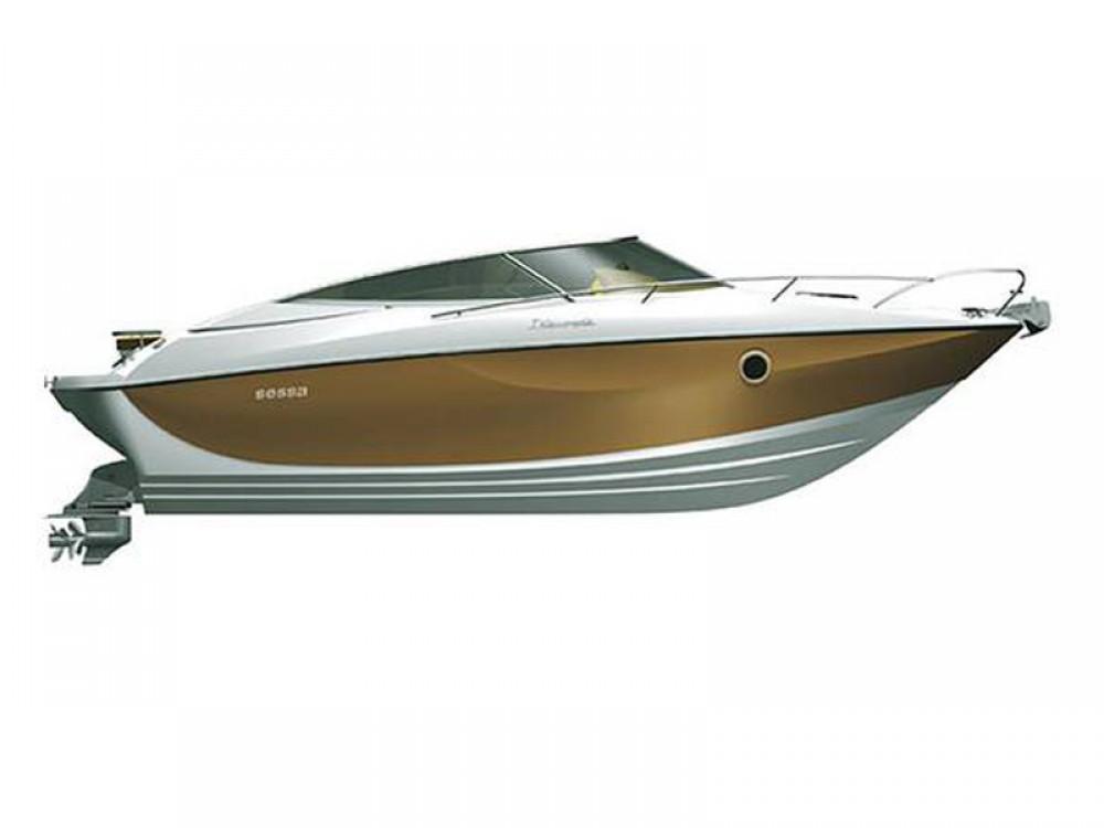 Boat rental SESSA Sessa Marine S26 in Trogir on Samboat