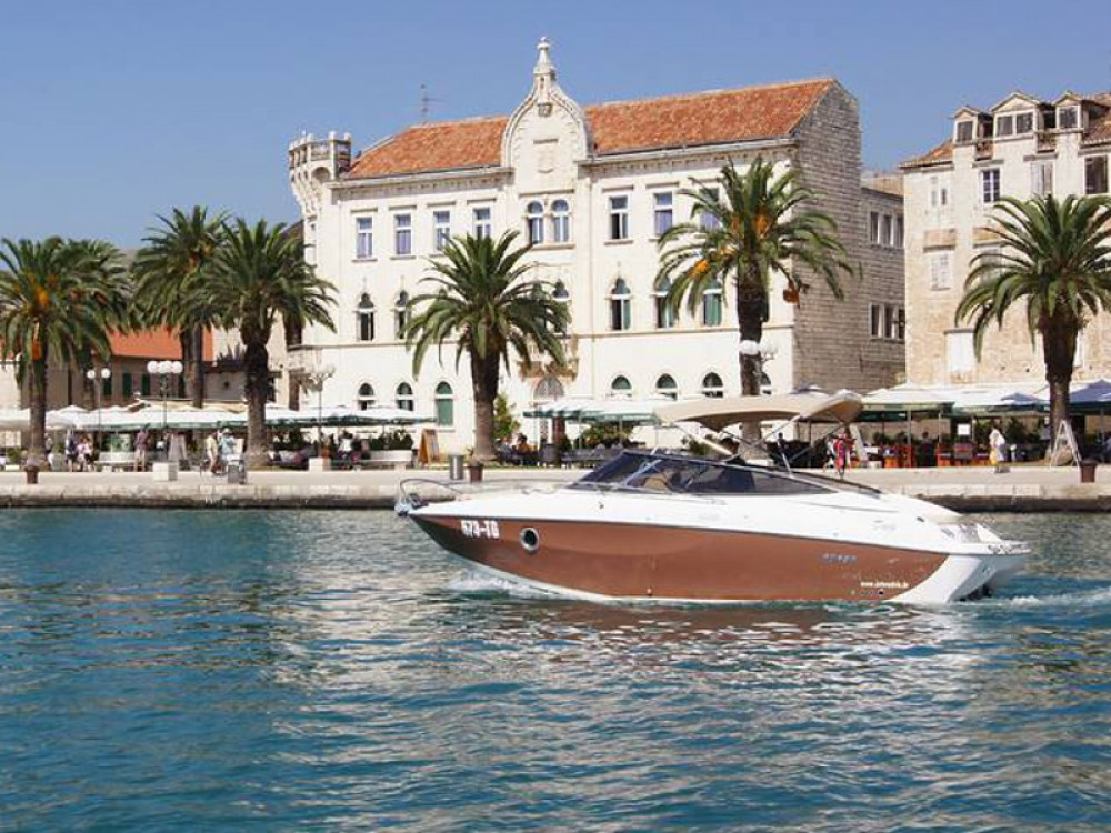 Hire Motorboat with or without skipper SESSA Trogir