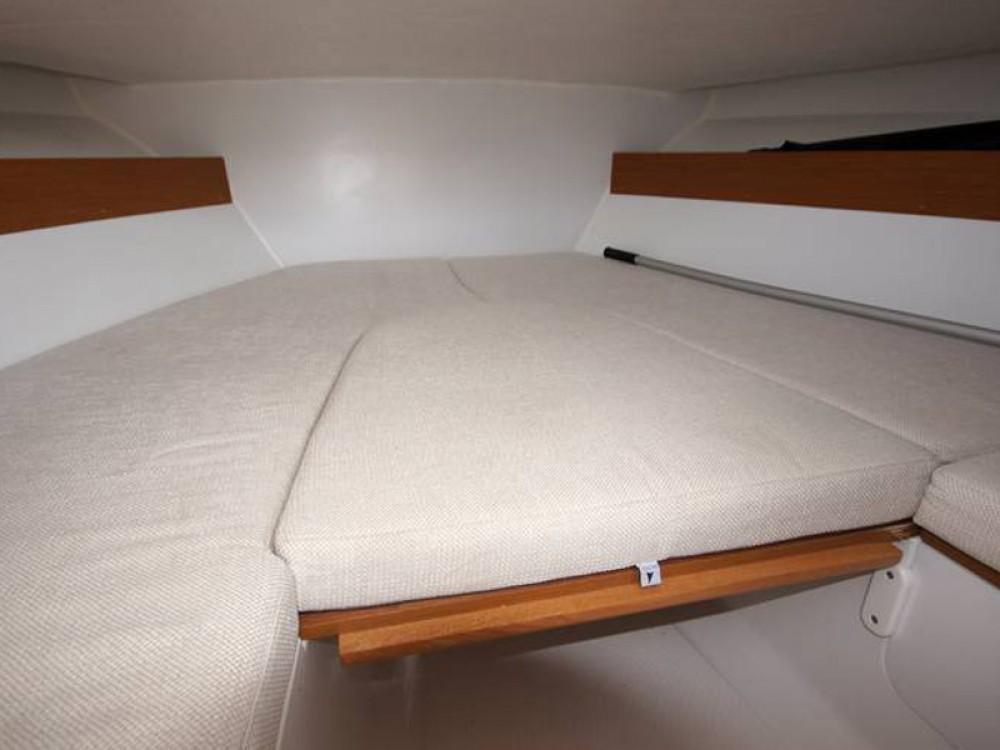 Rental Motorboat in Trogir - Jeanneau Jeanneau Cap Camarat 5.5WA S2