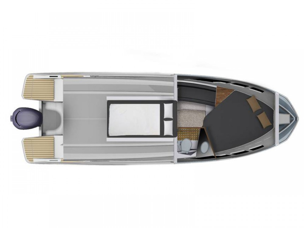 Finnmaster Finnmaster T8 between personal and professional Trogir