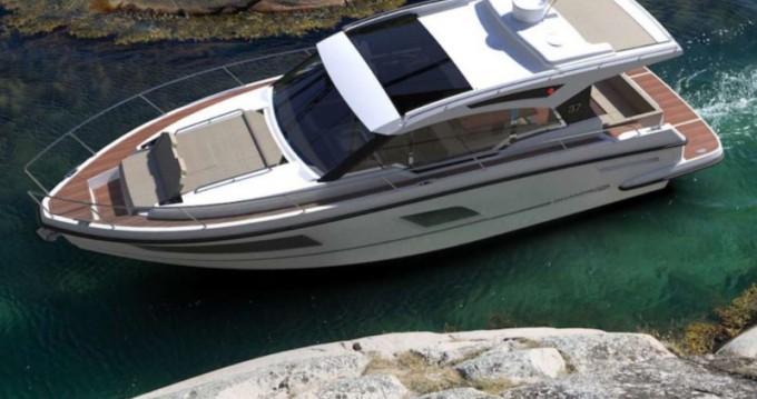 Boat rental Grandezza Grandezza 37 CA in Trogir on Samboat