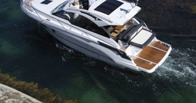 Hire Motorboat with or without skipper Grandezza