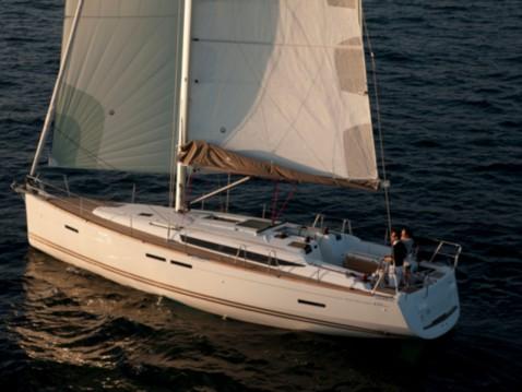 Boat rental Tivat cheap Sun Odyssey 439
