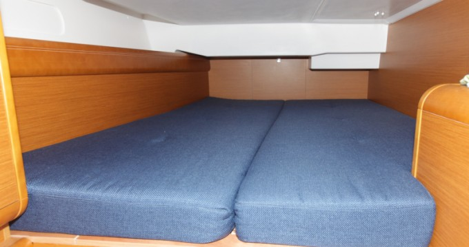 Jeanneau Sun Odyssey 439 between personal and professional Tivat
