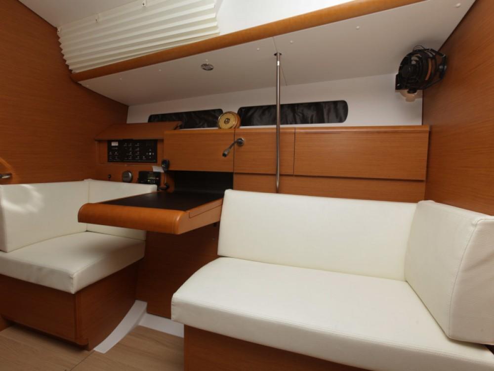 Rental Sailboat in  - Jeanneau Sun Odyssey 439