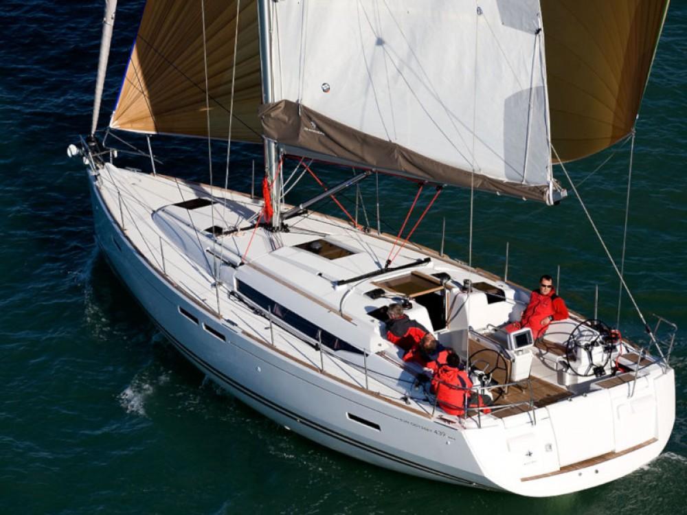 Boat rental Jeanneau Sun Odyssey 439 in Tivat on Samboat