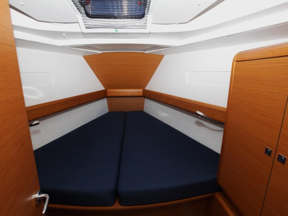Rental yacht Tivat - Jeanneau Sun Odyssey 439 on SamBoat