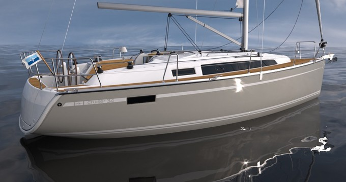 Boat rental Bavaria Bavaria 34 '19 in Sukošan on Samboat