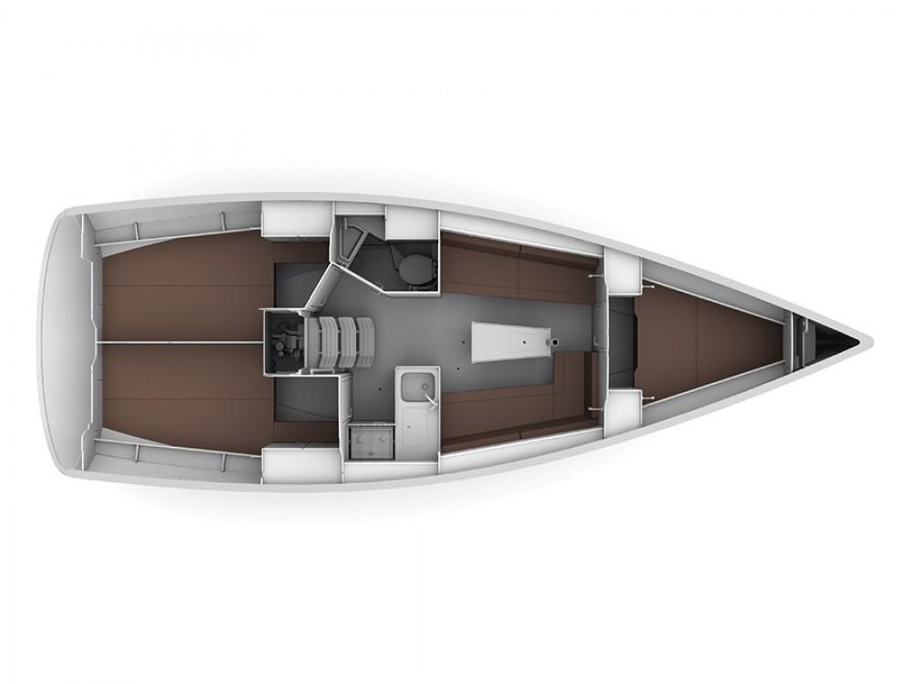 Rental yacht Sukošan - Bavaria Bavaria 34 '19 on SamBoat