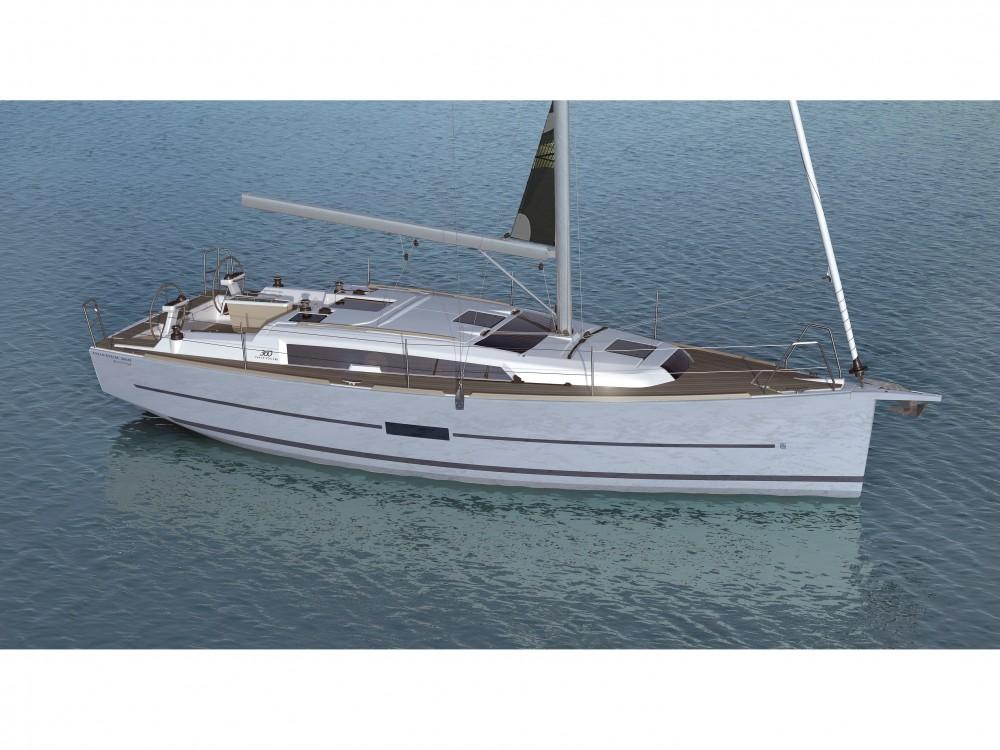 Boat rental Sukošan cheap Dufour 360 GL '18