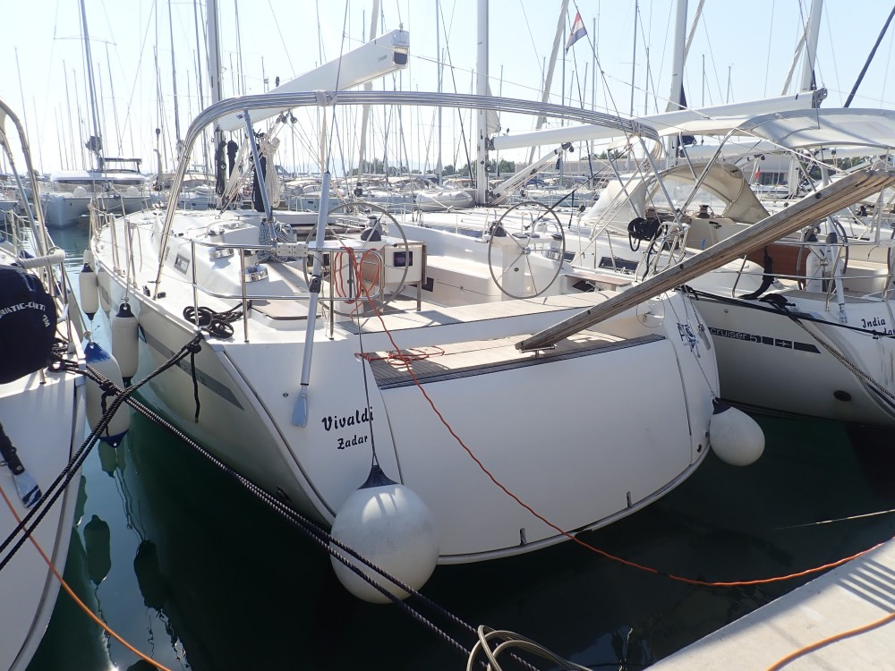 Rental yacht Sukošan - Bavaria Bavaria 55 BT '12 on SamBoat