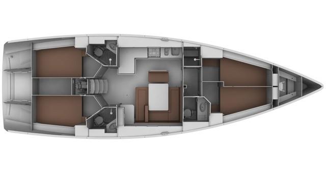 Boat rental Sukošan cheap Bavaria 45 BT '11