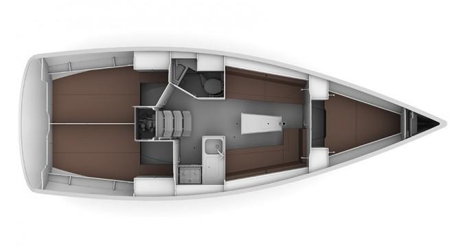 Rental yacht Sukošan - Bavaria Bavaria 34 '17 on SamBoat
