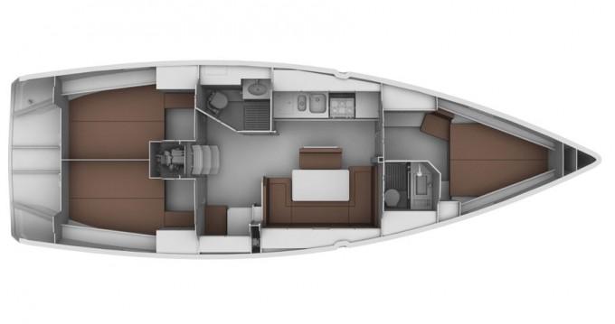 Rental yacht Sukošan - Bavaria Bavaria 40 BT '13 on SamBoat