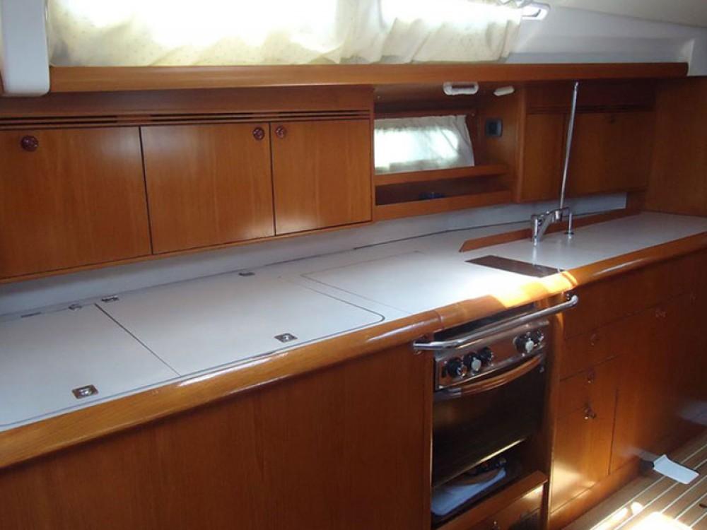Rental yacht Fezzano - Jeanneau Sun Odyssey 45 on SamBoat