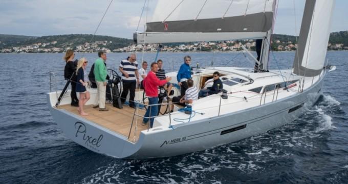 Rental yacht Porto Lotti - More Boats More 55 on SamBoat