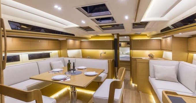 Dufour Dufour 520 Grand Large between personal and professional Porto Lotti