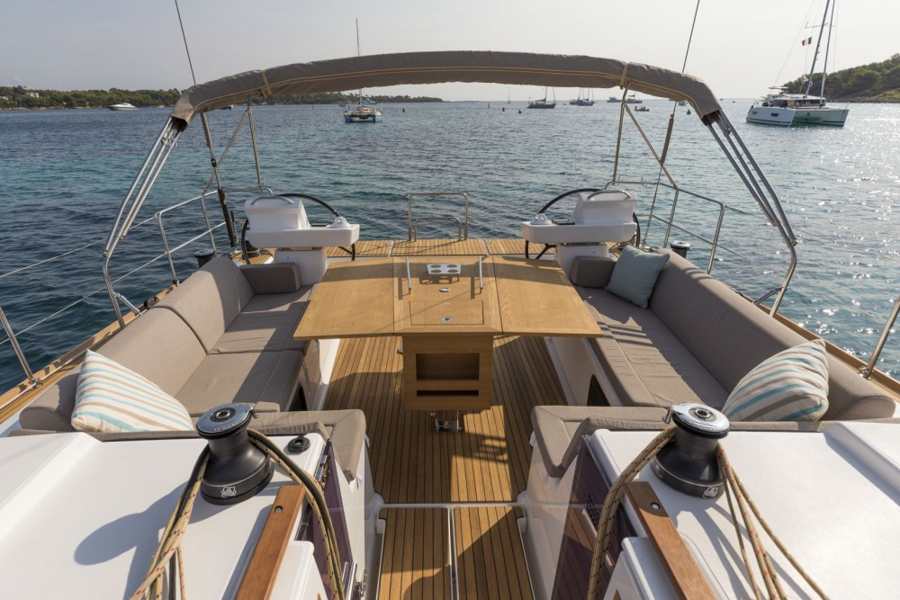 Boat rental La Spezia cheap Dufour 520 Grand Large