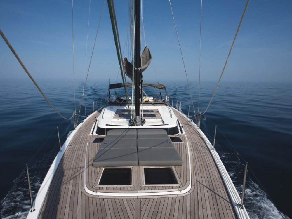 Rental yacht Castellammare di Stabia - Bavaria Bavaria Cruiser 57 on SamBoat