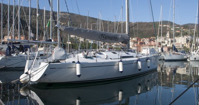 Hire Sailboat with or without skipper Comar Fezzano