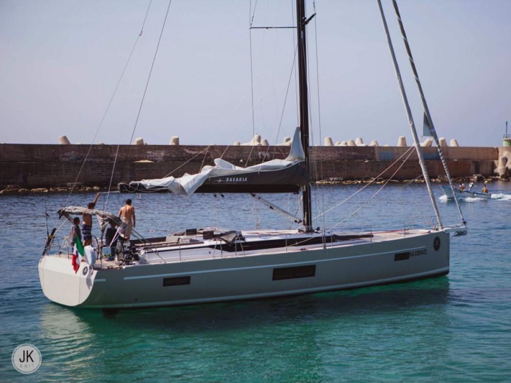 Boat rental Castellammare di Stabia cheap Bavaria Cruiser 57