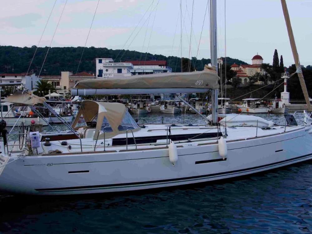 Rent a Dufour Dufour 450 GL Alimos Marina