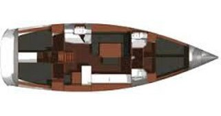 Boat rental Athens cheap Dufour 450 GL