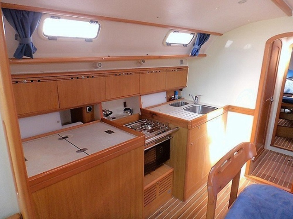 Rental yacht Alimos Marina - Poncin Harmony 47 on SamBoat