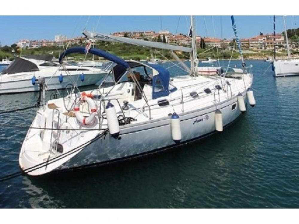 Rent a Dufour Gib Sea 43 Krk