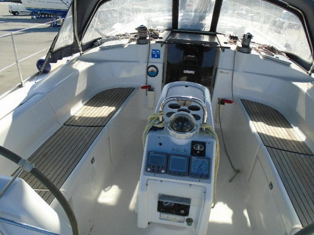 Boat rental Krk cheap Gib Sea 43