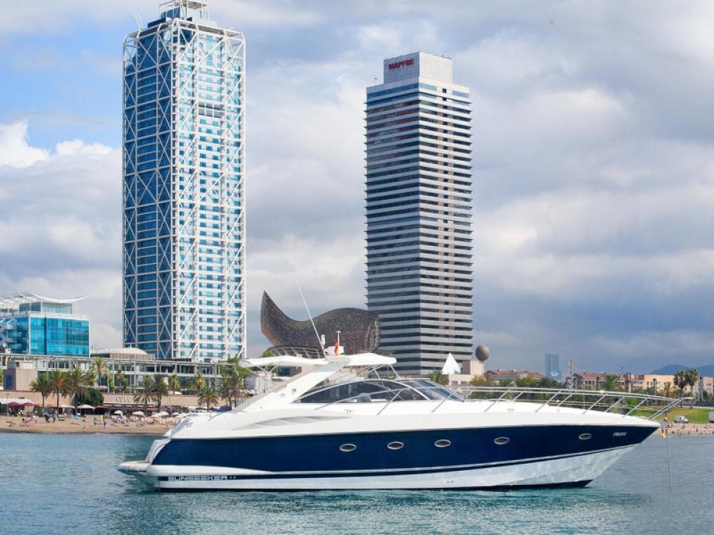 Boat rental Sunseeker Sunseeker Manhattan 52 in  on Samboat