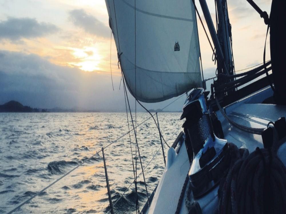 Rent a Jeanneau Jenneau Sun Odyssey 45 Gavà
