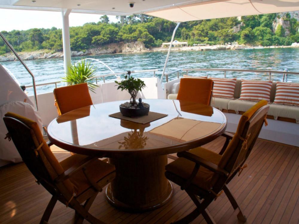 Boat rental  Heesen Yacht in  on Samboat
