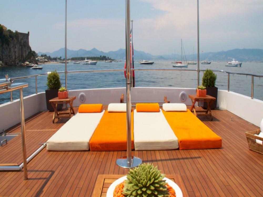 Rental Yacht in  -  Heesen Yacht