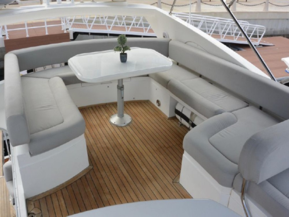Hire Motor boat with or without skipper Sunseeker Catalonia