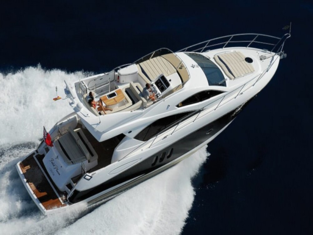 Rent a Sunseeker Sunseeker Manhattan 52 Catalonia