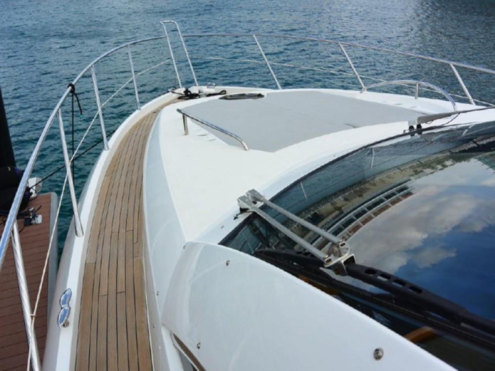 Sunseeker Sunseeker Manhattan 52 between personal and professional Catalonia