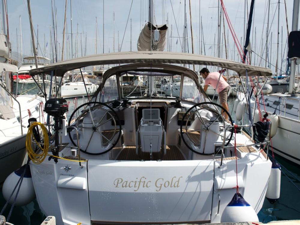 Boat rental Jeanneau Sun Odyssey 479 in  on Samboat